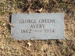 George Greene Avery