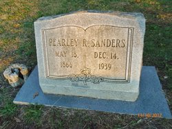 Pearley Redwine Sanders