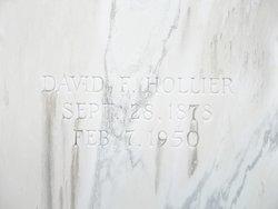 David Faustin Hollier