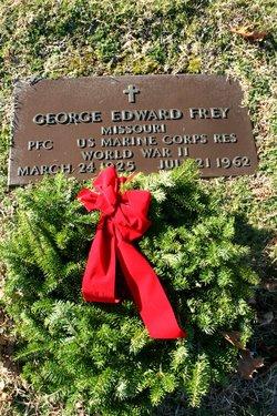 George Edward Dutch Frey