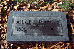 Annie Elizabeth Woodrell