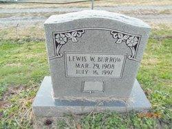 Lewis W. Burrow