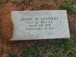 John Wesley Sanders