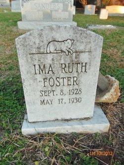 Ima Ruth Foster