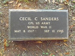 Cecil Calvin Sanders