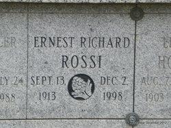 Ernest Richard Rossi