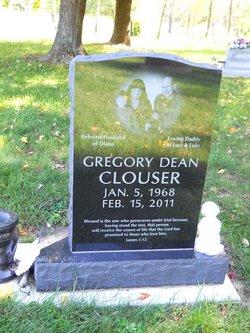 Gregory Dean Clouser