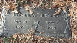 Hermine <i>Albers</i> Thurmond
