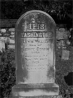 Maj Lewis William Washington