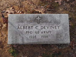 Albert Casimer Deviney