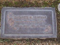 Elizabeth Margaret <i>Parker</i> Bringman