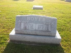 Evelyn M <i>Ditzler</i> Boyer