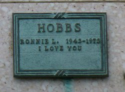 Ronnie Lee Hobbs