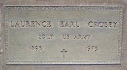 Laurence Earl Larry Crosby