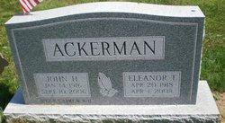 Eleanor T. Ackerman