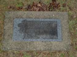 Dorothy Irene <i>Shull</i> Bonecutter-Pliett