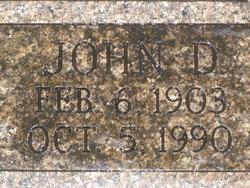 John Darwin Bonecutter