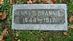 William Henry D. Branning