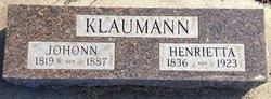 Johonn Klaumann