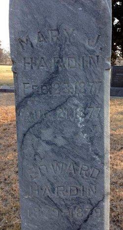 Mary J Hardin