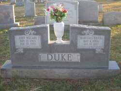 John Williard Jack Duke