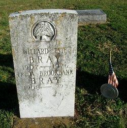 Freda <i>Brookbank</i> Bray