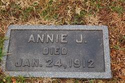 Anne J <i>Adams</i> Ogle
