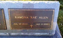 Ramona Rae Allen