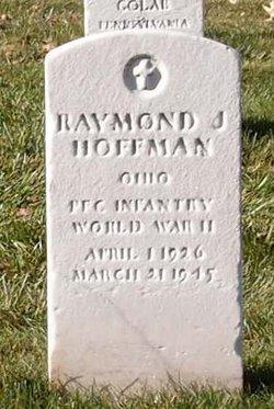 Raymond J Hoffman