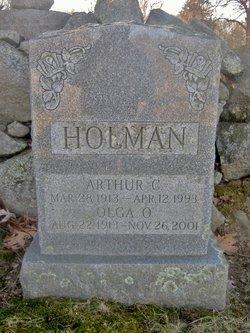 Arthur C Holman