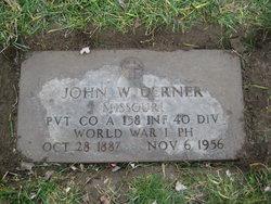 John William Derner