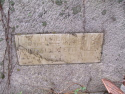 Henritta Ettie <i>Price</i> Allen