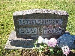 Gertrude N <i>Sopher</i> Stillberger