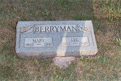 Mary Caroline <i>White</i> Berryman