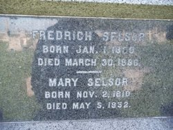 Frederick Selsor