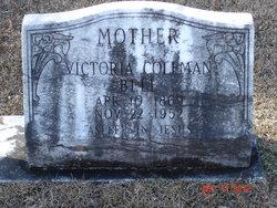 Victoria <i>Coleman</i> Bell