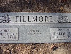 Josephine H. <i>Harris</i> Fillmore