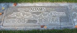 Floyd Ardell Adams