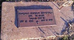 Thomas Eugene Epperson