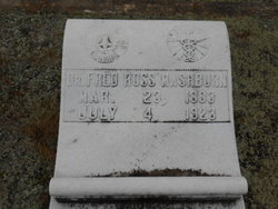 Dr. Fred Ross Mashburn, Sr.