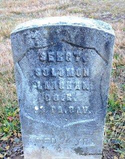 Solomon Langham