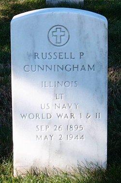 Russell P Cunningham