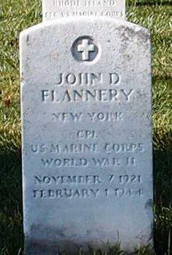 John D Flannery