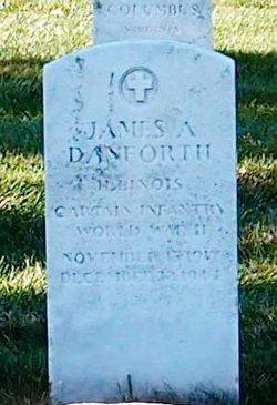 James A Danforth