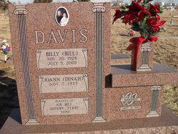 Billy Edwin Davis