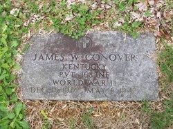James William Jim Will Conover
