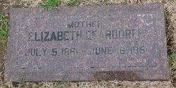 Elizabeth Susan Jane Deardorff