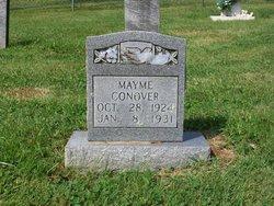 Mayme Alice Conover