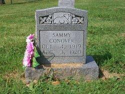 Sammy Olvis Conover