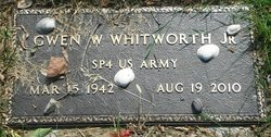 G William Whit Whitworth, Jr